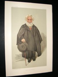 Vanity Fair Print 1903 Sir William Huggins, Doctor